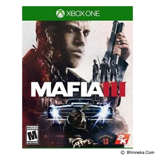 2K Xbox One Mafia III Reg 3 (Merchant) - Cd / Dvd Game Console