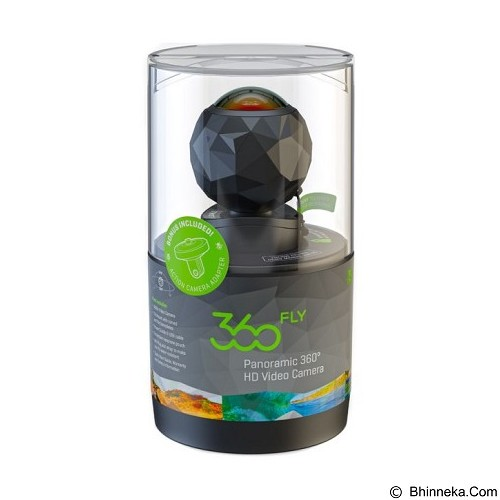 360FLY HD Video Camera (Merchant) - Camcorder / Handycam Flash Memory