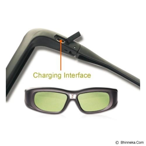 3D GLASSES Kacamata 3D DLP - Kacamata 3d