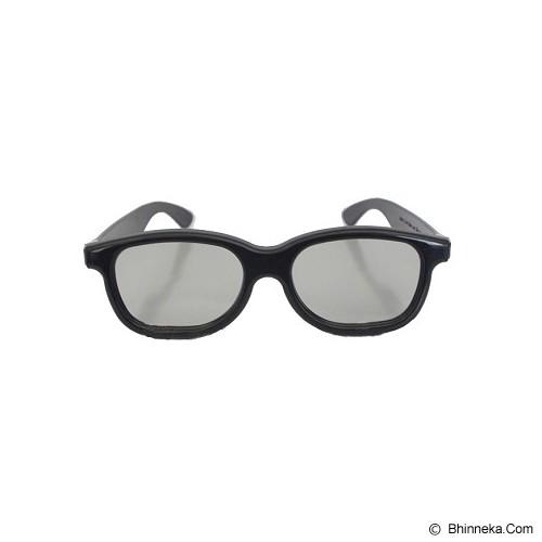 3D GLASSES Kacamata 3D Polarized Lens - Kacamata 3d