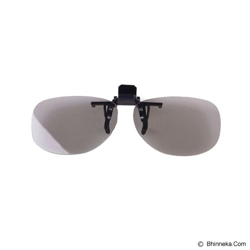3D GLASSES Kacamata Clip On Polarized Lens - Kacamata 3d