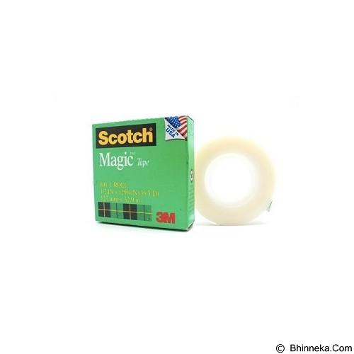 3M 810 Magic Tape Isolasi 1/2