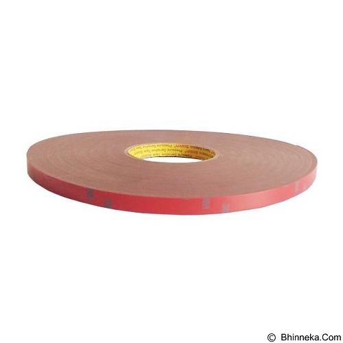 3M AFT Acrylic Foam Tape Size 12 mm x 33 m [5666] (Merchant) - Perekat Otomotif