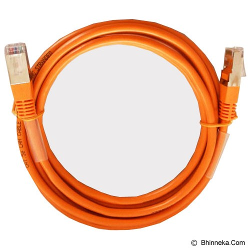 3M Cat5e UTP Patch Cord 2m - Orange