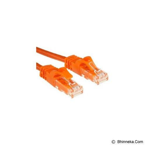3M Cat6 UTP Patch Cord 3m - Orange - Network Cable Utp