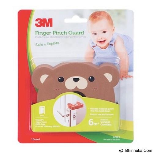 3M Finger Child Finger Guard Bear [SC12] (Merchant) - Door Stop / Penahan Pintu