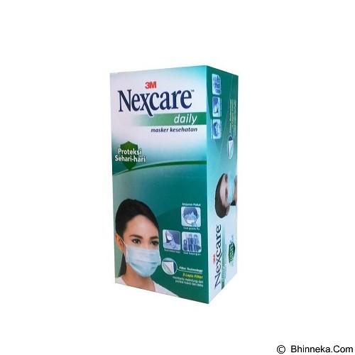 3M Nexcare Earloop Mask 36 pcs (Merchant) - Masker Kesehatan