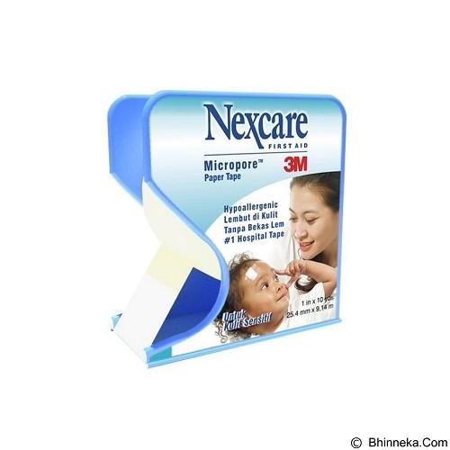 3M Nexcare Micropore Plester 1/2 IN X 10 YDS (Merchant) - Plester Medis