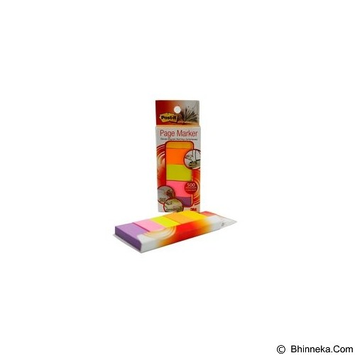 3M Post it 670-5 ANL - Page Marker - Sticky Notes