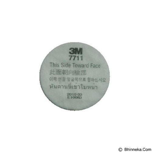 3M Pre-Filter For Mask 3100/3200 Series [7711] (Merchant) - Masker Pelindung/Respirator