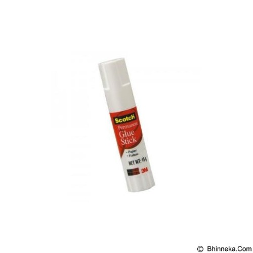 3M Scotch 6015 Glue Stick 15 Gram - Isolasi / Solatip