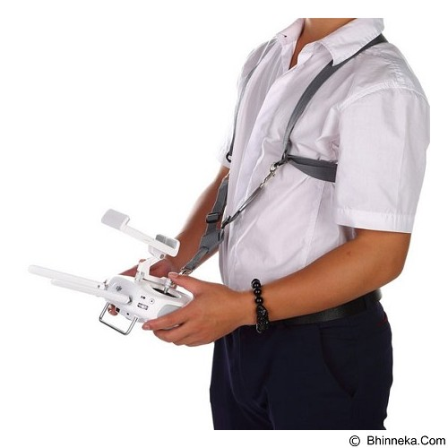 3RD PARTY Double Sling For Remote for Phantom 3 (Merchant) - Drone