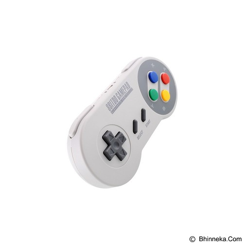 8BITDO Super BD Gamepad Controller [OMGA06WH] - White (Merchant) - Gaming Pad / Joypad