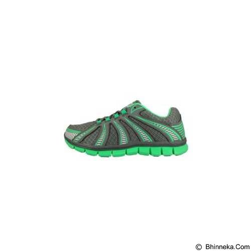 910 Nt Lite Fly Women Size 36 - Grey / Cabbage (Merchant) - Sepatu Lari Wanita