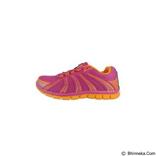 910 Nt Lite Fly Women Size 38 - Fuschia / Orange (Merchant) - Sepatu Lari Wanita