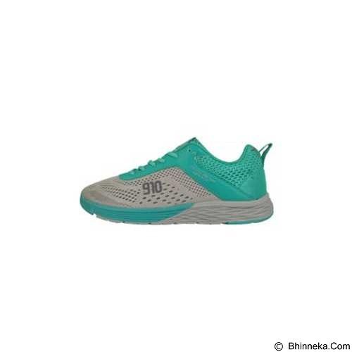 910 Nt One Size 40 - Grey / Lite Turquiose (Merchant) - Sepatu Bola Pria