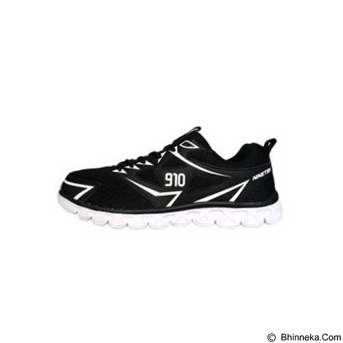 910 Shogen Size 37 - Black / White (Merchant) - Sepatu Lari Pria