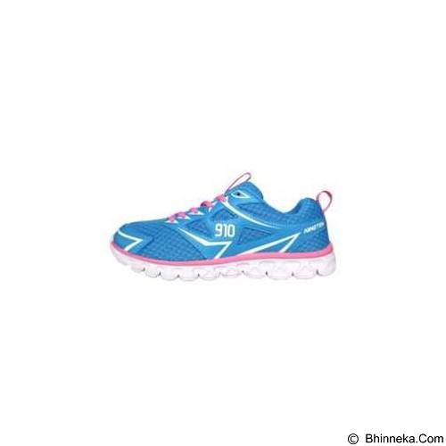 910 Shogen Size 40 - Sky Blue / White (Merchant) - Sepatu Lari Wanita
