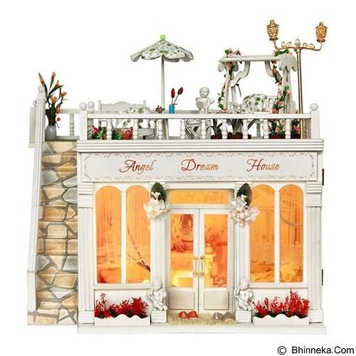 A1TOYS DIY Rumah Miniatur Angel Dream House (Merchant) - 3d Puzzle