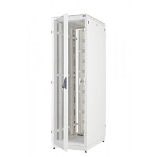 ABBA Package 1 - 19 inch Closed 20U-900mm - Grey - Rack System Closed