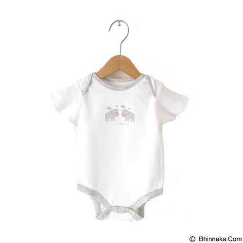 ABBY BABY Couple Sheep Romper Size 100 (Merchant) - Jumper Bepergian/Pesta Bayi dan Anak