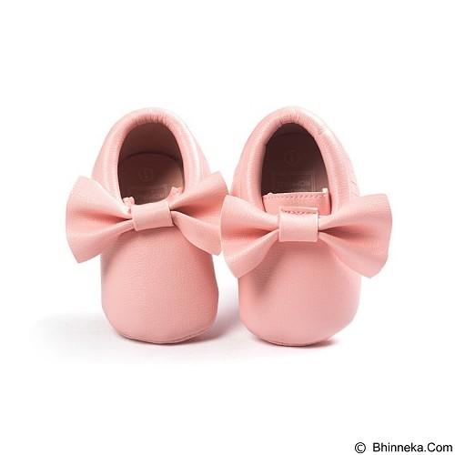 ABBY BABY Ribbon Shoes Size M - Pink (Merchant) - Sepatu Anak
