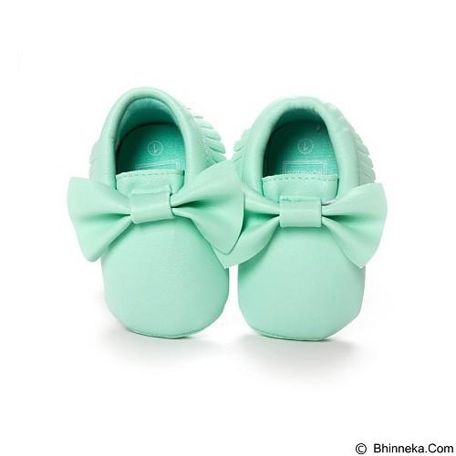 ABBY BABY Ribbon Shoes Size S - Green (Merchant) - Sepatu Anak