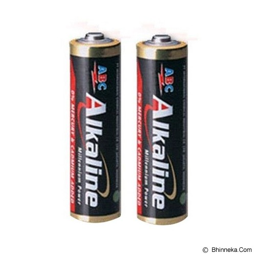 ABC Alkaline AA - Battery and Rechargeable