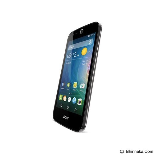 ACER Liquid Z330 LTE - Black (Merchant) - Smart Phone Android
