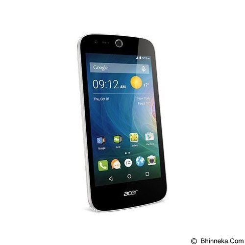 ACER Liquid Z330 LTE - White (Merchant) - Smart Phone Android
