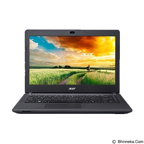 ACER Aspire E5-473G (Core i7-5500U Non Windows) - Grey (Merchant) - Notebook / Laptop Consumer Intel Core I7