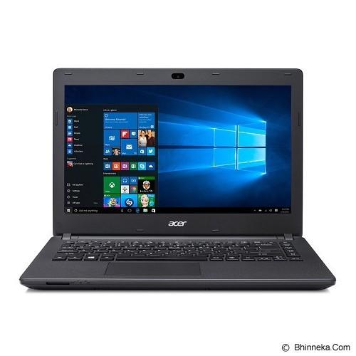 ACER Aspire ES1-431 (Celeron N3050 Win 10) - Black (Merchant) - Notebook / Laptop Consumer Intel Celeron