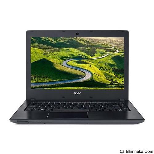 ACER Aspire E5-475G Non Windows (Core i7-6500U) - Steel Grey (Merchant) - Notebook / Laptop Consumer Intel Core i7
