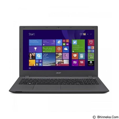 ACER Aspire E5-473 Non Windows (Core i3-5005U) - Iron Grey (Merchant) - Notebook / Laptop Consumer Intel Core I3