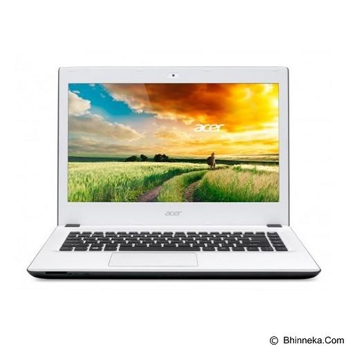 ACER Aspire E5-473 Non Windows (Core i3-5005Ue - White (Merchant) - Notebook / Laptop Consumer Intel Core I3