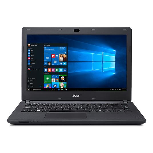 ACER Aspire E5-473G (Corei7-4510U Win 10) - Charcoal Gray - Notebook / Laptop Consumer Intel Core I7
