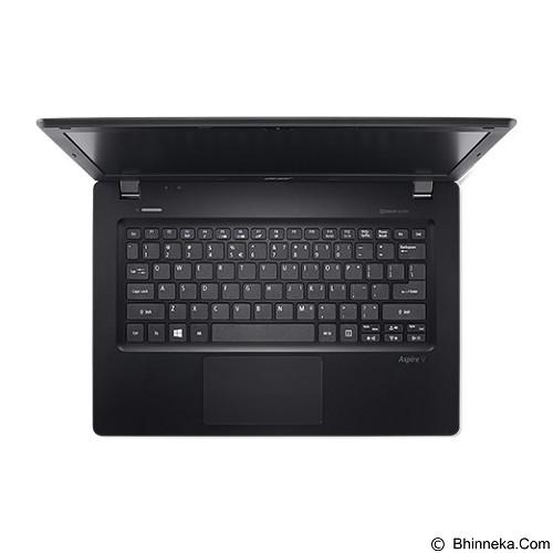 ACER Aspire V3-372 (Core i5 6200U Non Windows) - Black - Notebook / Laptop Consumer Intel Core I5