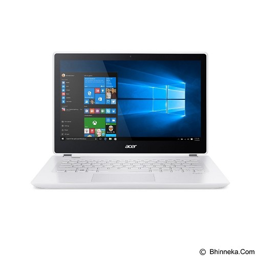 ACER Aspire V3-372T (Core i5 6200U Win 10) -  White - Notebook / Laptop Consumer Intel Core I5