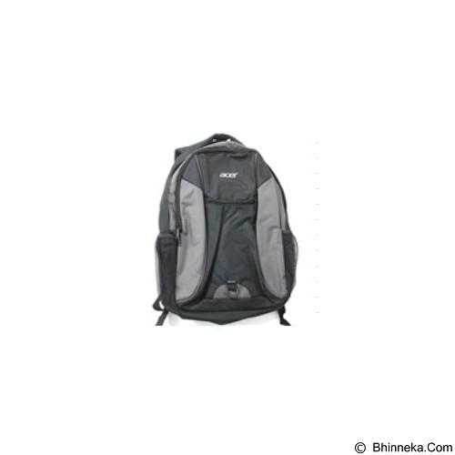 ACER Backpack Bag [LZ.BPKM6.B03] - Black Grey - Notebook Backpack