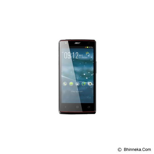 ACER Liquid E3 [E380] - Black (Merchant) - Smart Phone Android