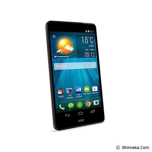 ACER Liquid X1 LTE - Graphite Black - Smart Phone Android