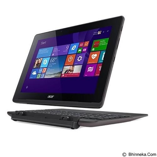 ACER One 10+ [S1002] - Dark Silver/Metalic (Merchant) - Notebook / Laptop Hybrid Intel Atom