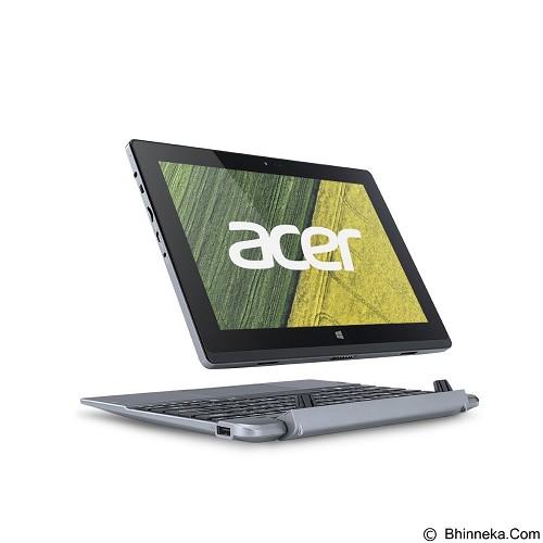 ACER One 10+ [S1002] - Dark Silver/Metalic - Notebook / Laptop Hybrid Intel Atom