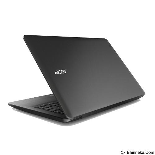 ACER One 14 L1410 Non Windows (Celeron N3050) - Black (Merchant) - Notebook / Laptop Consumer Intel Celeron