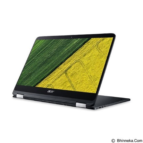 ACER Spin 7 (Core i7-7Y75) - Black (Merchant) - Notebook / Laptop Hybrid Intel Core I7