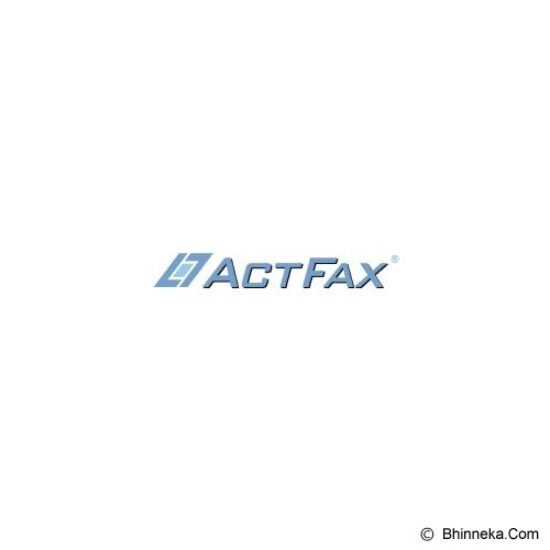 ACTFAX Unlimited User - Software Office Application Licensing