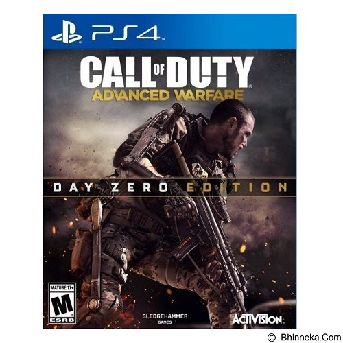 ACTIVISION Call of Duty Advanced Warfare for PlayStation 4 - CD / DVD Game Console