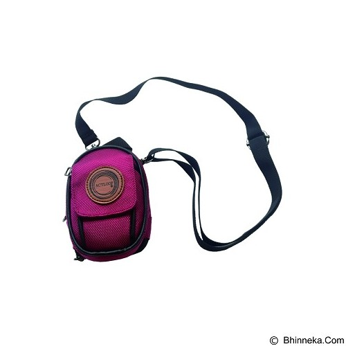 ACTLOOP Camera Pouch TA - Maroon (Merchant) - Camera Compact Pouch