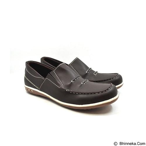 ADABOS Oxy Size 40 [1888] - Brown - Loafer dan Slip On Pria