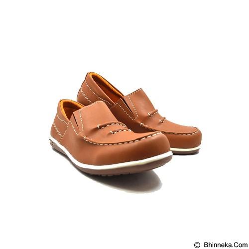 ADABOS Oxy Size 42 [1888] - Tan - Loafer Dan Slip On Pria
